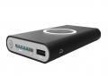 3Cott Внешний аккумулятор 3C-PB-80A, Беспроводная, Type-C, 8000 мАч, вх.: micro USB 5В2.1А, Type-C 5В1.5А, вых USB: 5В2.1А, Qi