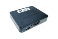 ORIENT HDMI 4K Splitter HSP0102H - Переходник ORIENT HDMI 4K Splitter HSP0102HL, 1->2, HDMI 1.4/3D, UHDTV 4K(3840x2160)/HDTV1080p/1080i/720p, HDCP1.2, питание от USB, пластик.корпус (30103)