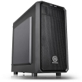 Корпус Case Tt Versa H15 - Корпус Case Tt Versa H15 черный w/o PSU mATX 4x120mm 1xUSB2.0 1xUSB3.0 audio bott PSU [CA-1D4-00S1NN-00]