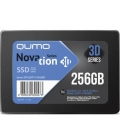 накопитель QUMO SSD 256GB QM Novation Q3DT-256GAEN SATA3.0 - накопитель QUMO SSD 256GB QM Novation Q3DT-256GAEN SATA3.0